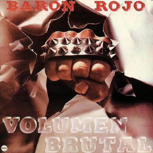 Popular 1-Octubre 2017 Baron_Rojo-Volumen_Brutal-Frontal
