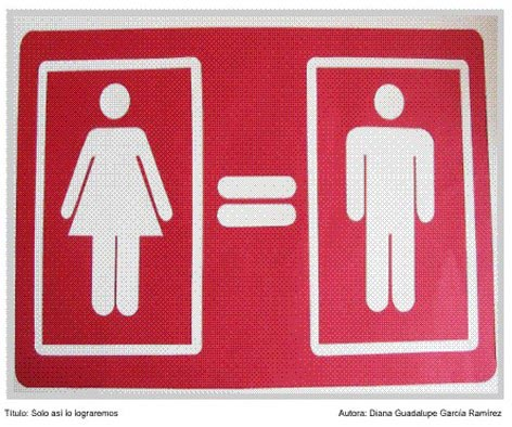 Holiss soy Norma  Igualdad-hombre-mujer