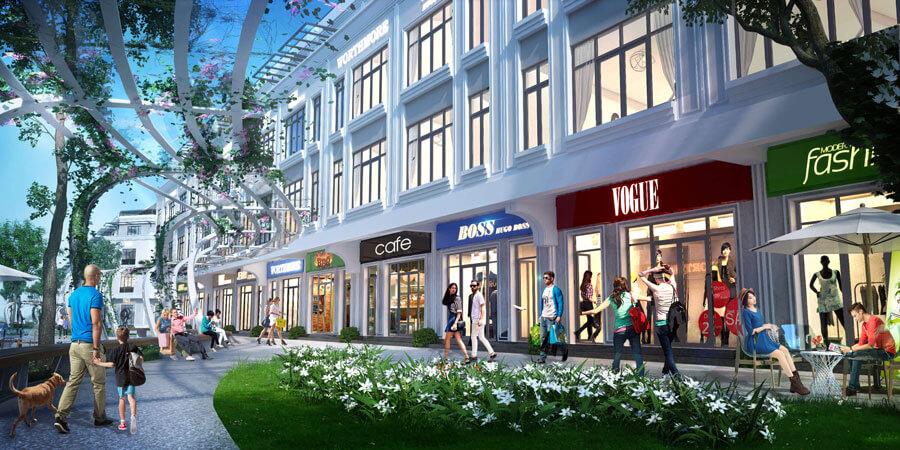 Nhà phố Shop Housse_địa điểm kinh doanh tốt nhất 0192