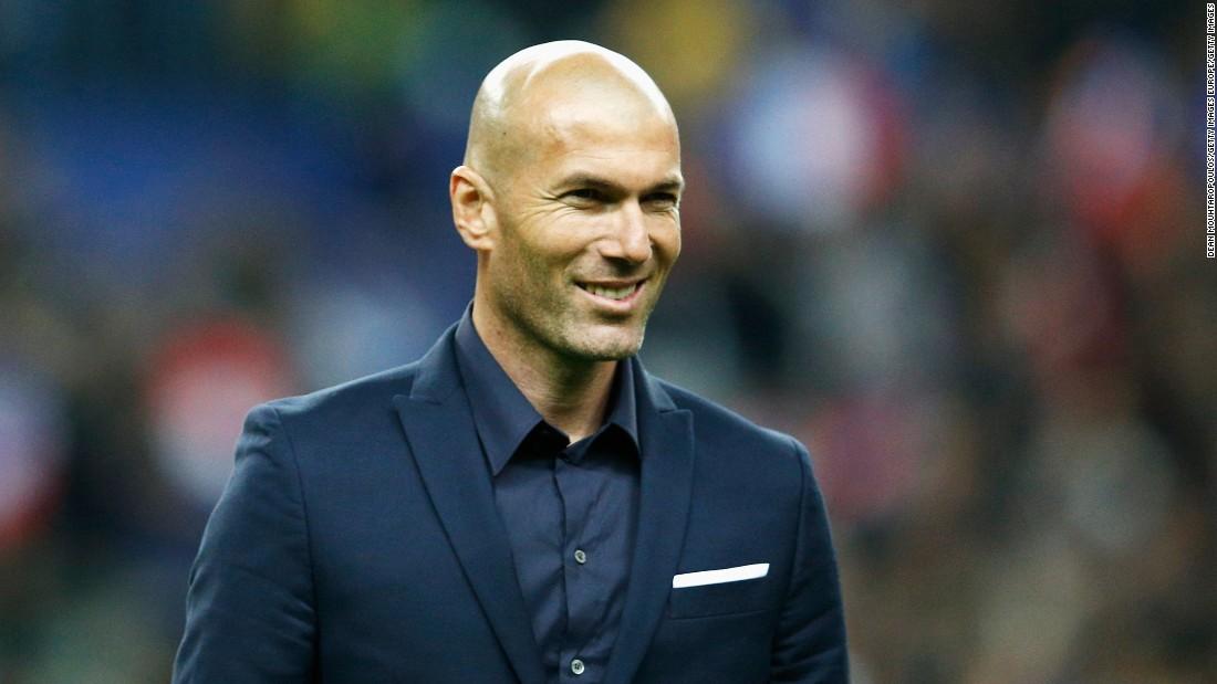 Tal día como hoy Zidane
