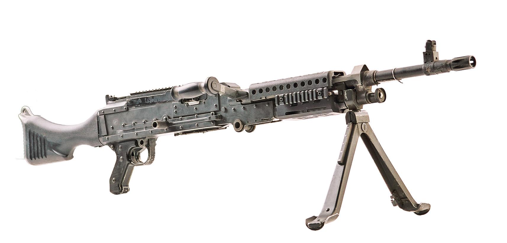 الفرقة الذهبية - العمليات الخاصة PEO_M240B_Profile