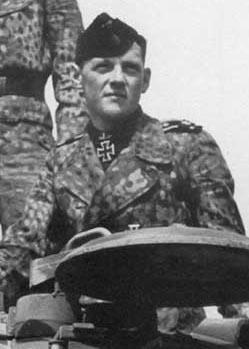 Les tankistes allemands sur les fronts Ouest et Est Balthazar