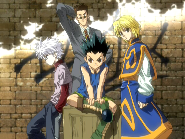 [ANIME/MANGA] Hunter x Hunter 529xu43e