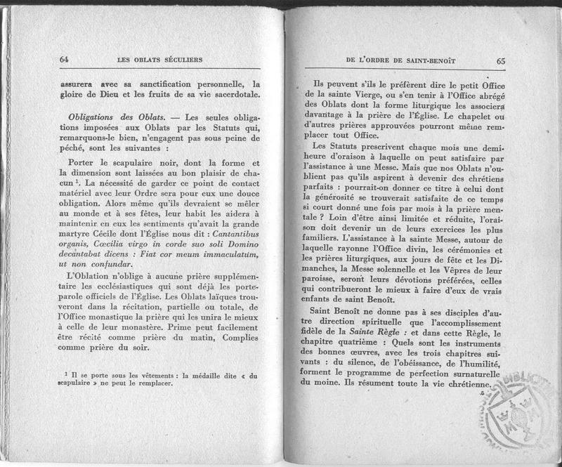 Statuts commentés des oblats bénédictins séculiers (texte officiel) Img083_800_600