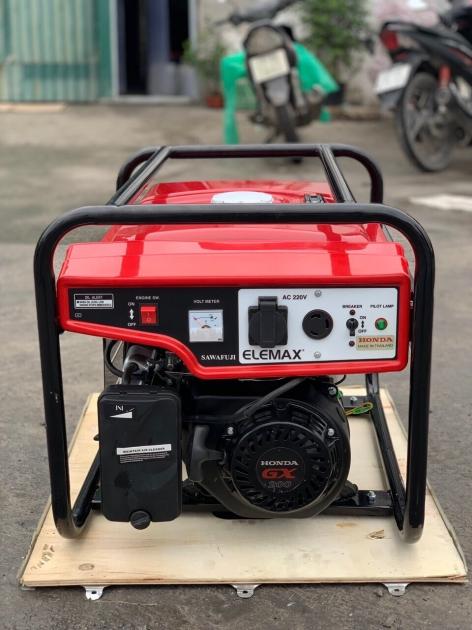 Máy phát điện Elemax SH5200ex-3.8kw nhập khẩu giá rẻ 2fb656a56617f