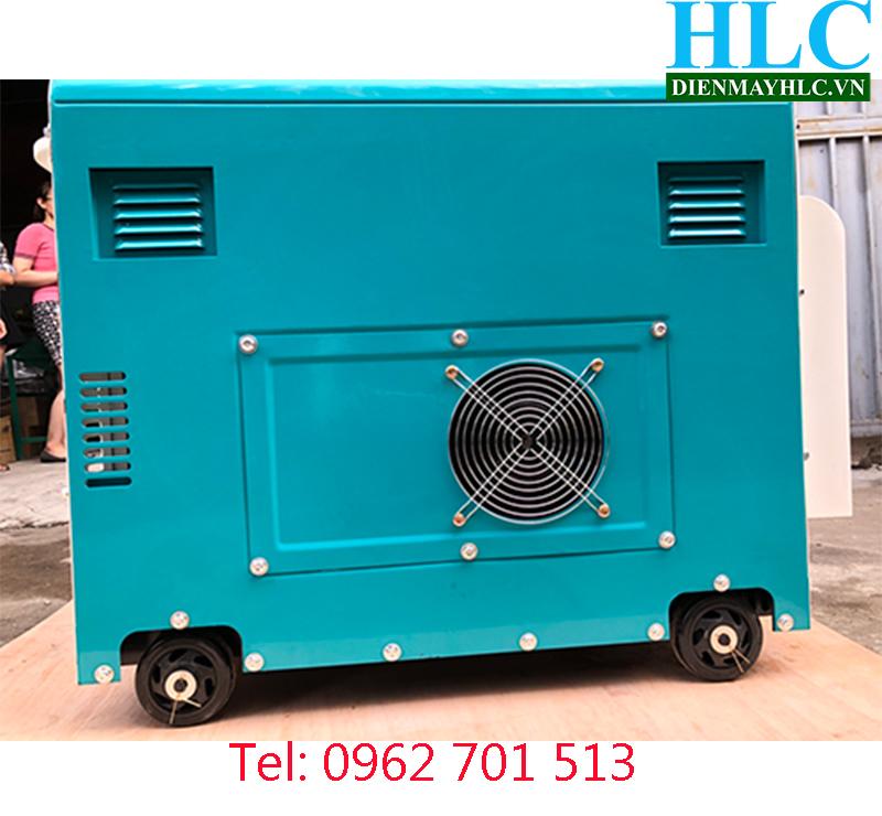 Máy phát điện chạy dầu Tomikama HLC 8500 8500-2