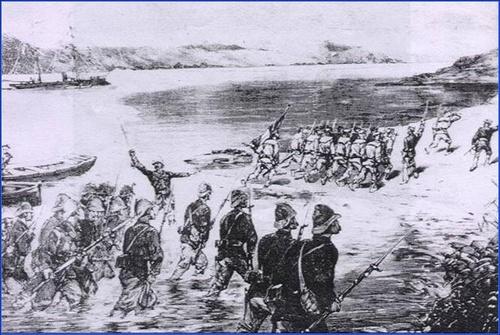 Sử 11-Bài 19 : Nhân dân Việt Nam kháng chiến chống Pháp xâm lược (từ 1958 đến trước 1873) Pha_do_bo_ban_dao_son_tra_500