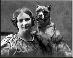Зоо-ретро, Фотографии - какими они были...породы собак Post-169160-1331132029