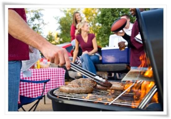 Как не поправиться за время пикников Piknik