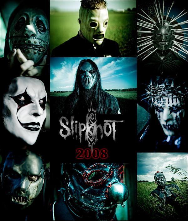 Slipknot Slipknot2008