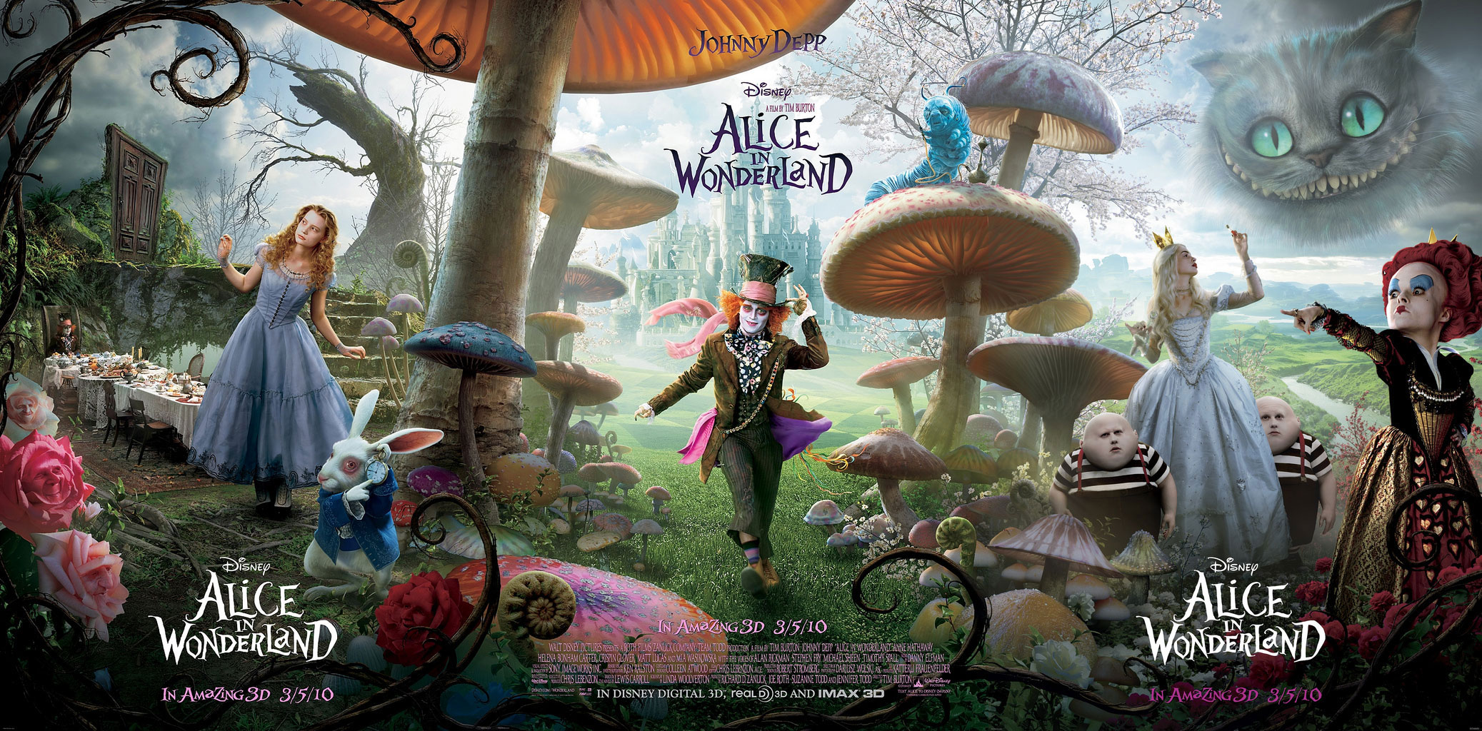 Ces films qu'on attend avec impatience Alice-in-wonderland-triptych-poster