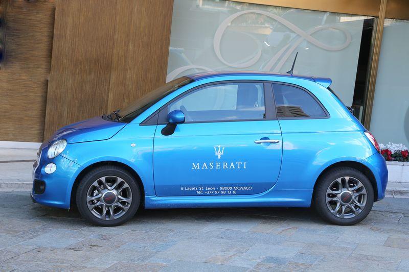 [Fiat] 500 Abarth Tributo Maserati 500-Maserati-MC-Hotel
