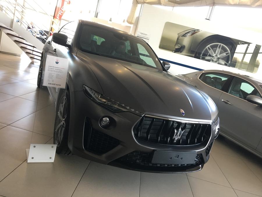 Photos concessions Maserati Concession34-122018-4