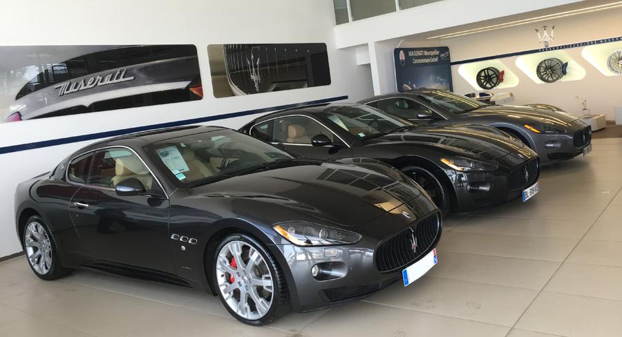 Présentation Sillvin - granturismo S 2012 BVR Maserati-Montpellier
