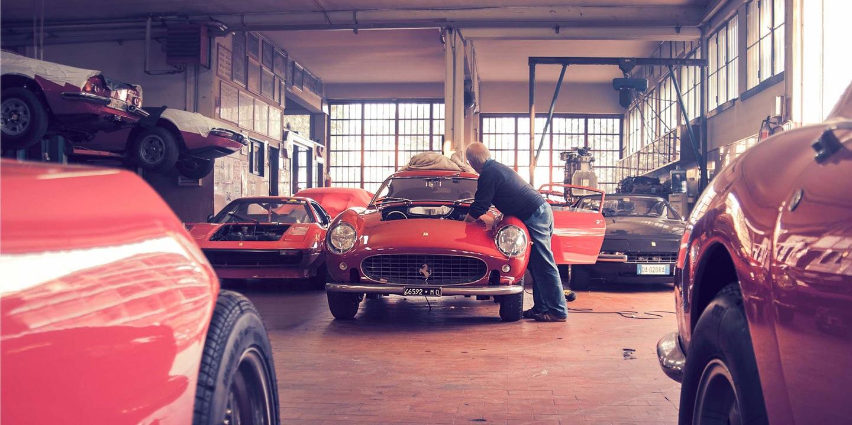Les ateliers des maîtres artisans de Maranello Master-Maranello-2