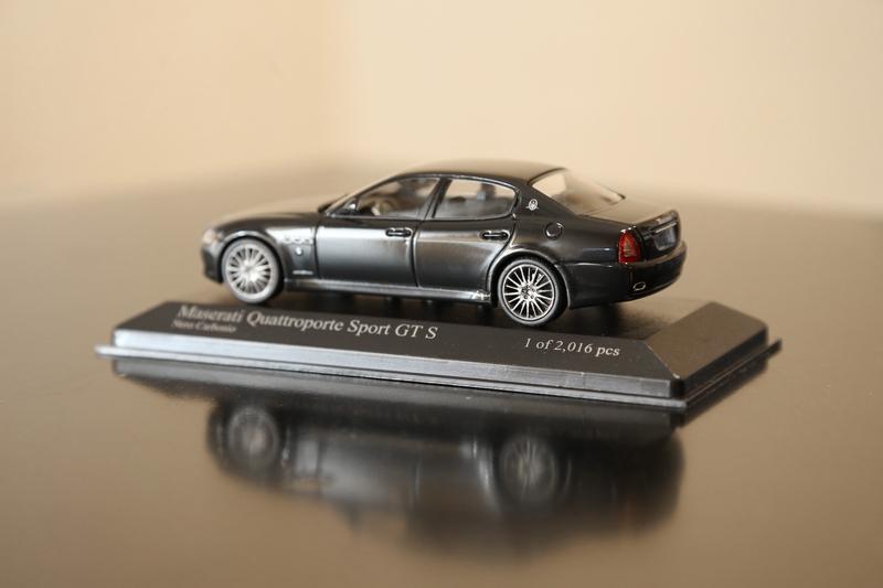 [ALFIERI69] - Quattroporte Sport GTS Nero Mini-QP-GTS