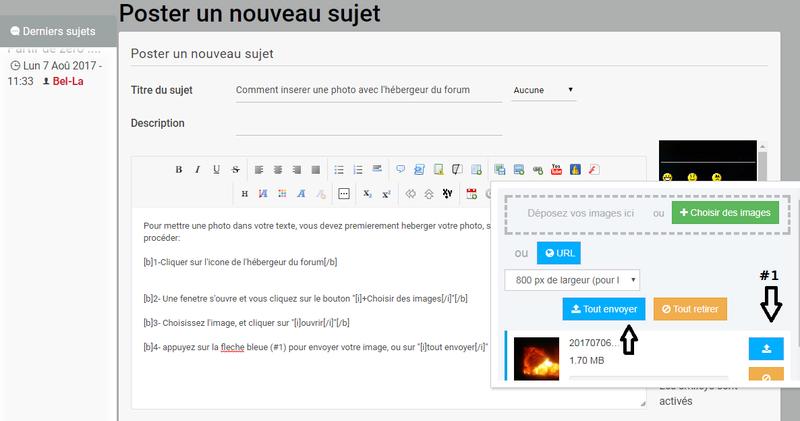 Comment insérer des photos dans un message ? (v2) Post-pht-4