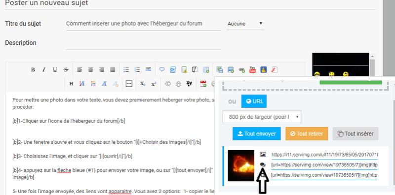 Comment insérer des photos dans un message ? (v2) Post-pht-6