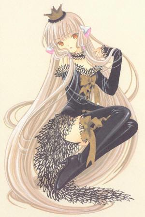 Quali sono le vostre coppie preferite di anime/manga? Chii_nera