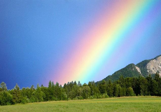 La leggenda dell'arcobaleno FAVOLE170