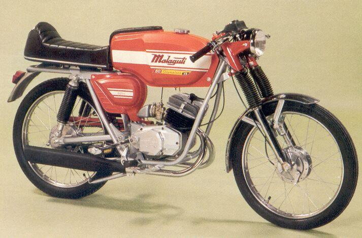 Vos premières amours...  Malaguti-olympique-40-RS-1975