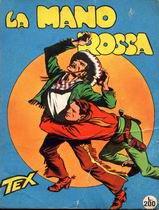 [1] LA MANO ROSSA Tex1