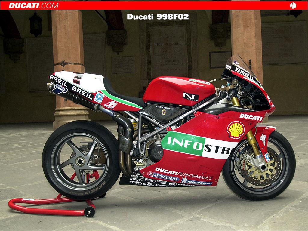 Votre garage idéal. Ducati%201