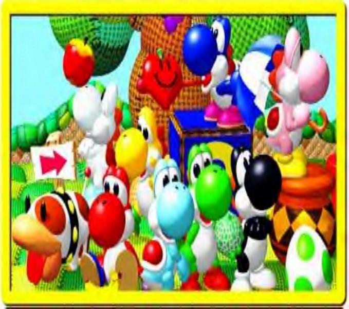 ¿Que juego de Yoshi te gusta mas? Yoshi-Poster-Aprile