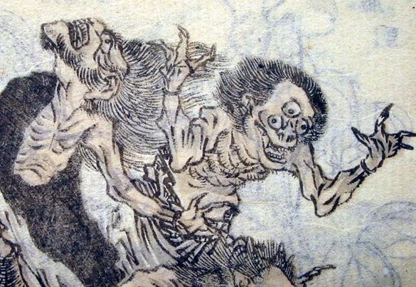 Spiriti e Demoni Orientali ( Cina e giappone) OniDemoniMaligni1