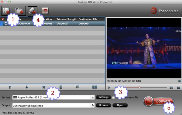 FCP - Sony XDCAM Transfer to Final Cut Pro 6/7/X Mac-sony-xdcam-to-fcp-x-converter