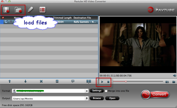 Best ProRes Converter: Convert H.264 footage to ProRes for FCP X Load-files