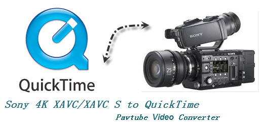 How to play Sony 4K XAVC/XAVC S on QuickTime player?  Sony-4k-xavc-to-quicktime