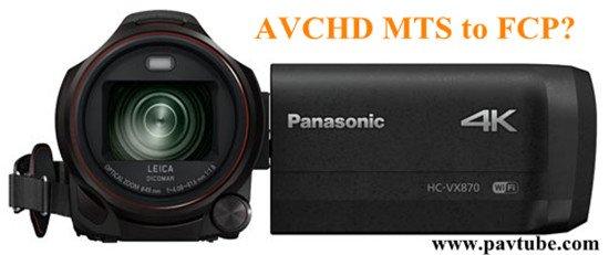 panasonic - Panasonic HC-VX870 AVCHD MTS to FCP Workflow  Avchd-mts-to-fcp