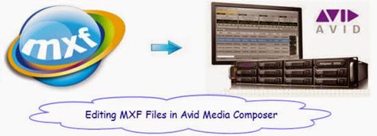 panasonic - Import Panasonic HVX2000A MXF Files to Avid MC for Editing  Mxf-avid