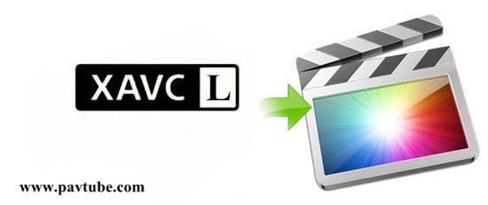 Native XAVC-L file editing with FCP X on Mac  Ingest-xavc-l-footage-into-final-cut-pro