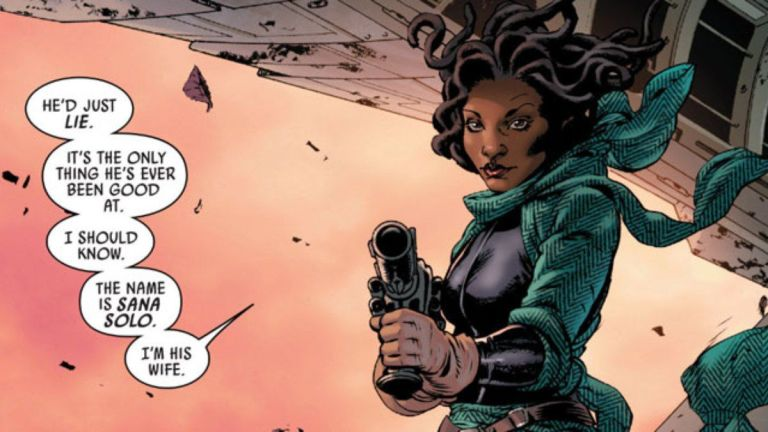Solo: A Star Wars Story [NO SPOILERS ALLOWED] - Page 2 Gallery-1471604655-satar-wars-han-solo-wife-sana-starros
