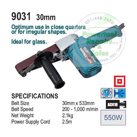 Brojimo u slikama Belt-sander-makita-9031-width-30mm