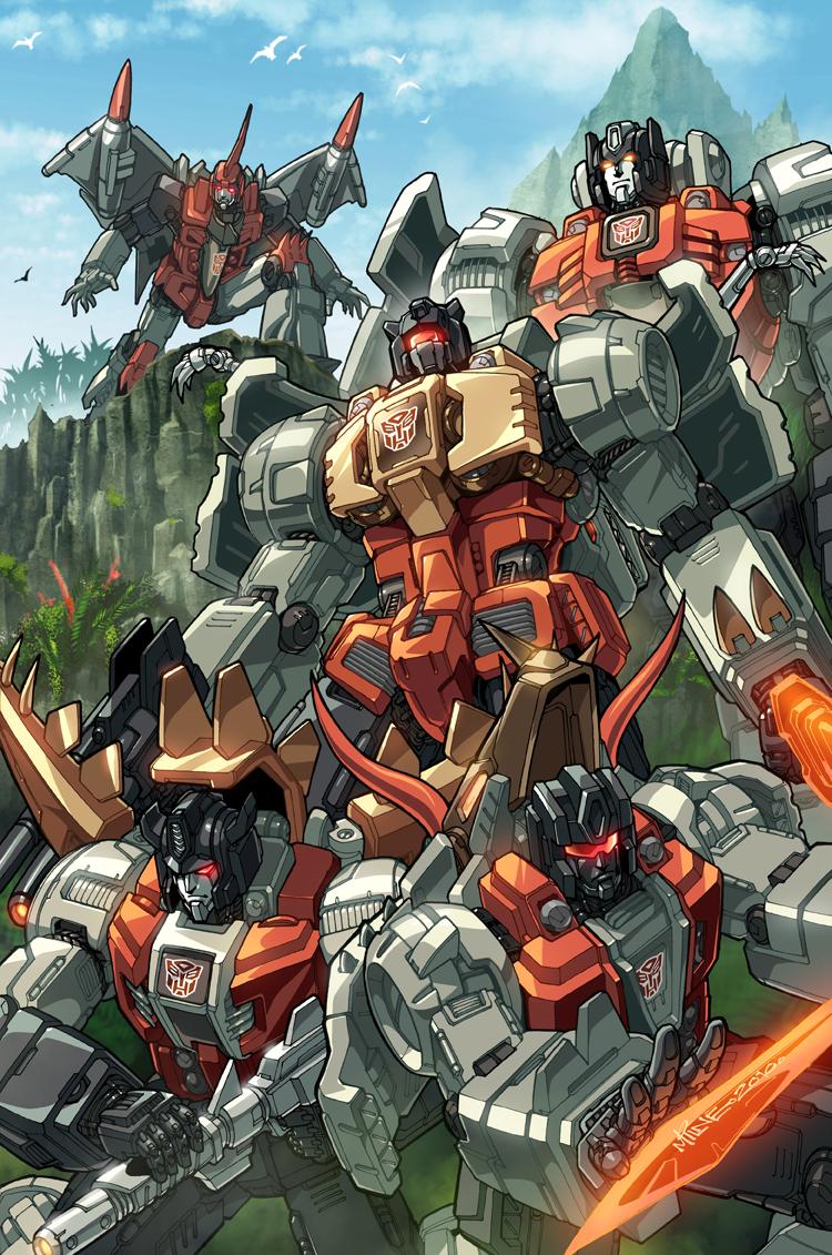 [Fanstoys] Produit Tiers - Dinobots - FT-04 Scoria, FT-05 Soar, FT-06 Sever, FT-07 Stomp, FT-08 Grinder - Page 4 Img2