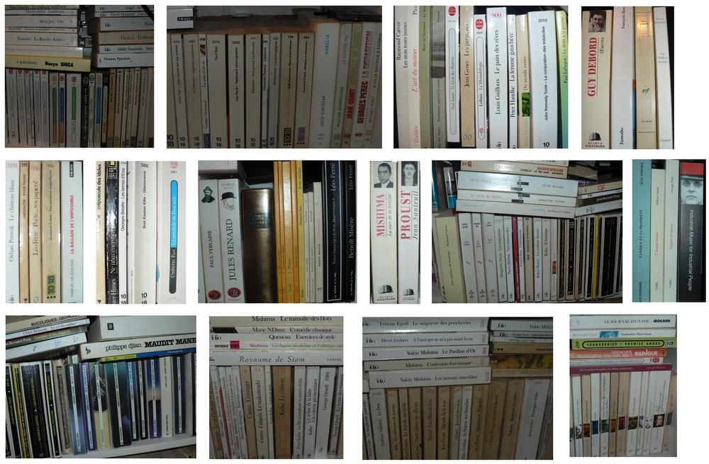 Vos bibliothèques Tout