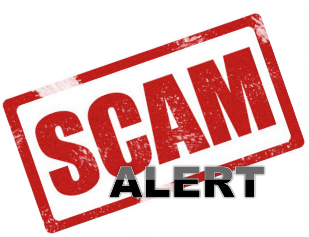 POOFness for OCT 5: MID-WEEK BY ZAP from 'The Office of Poofness' Scam-alert-1024x788