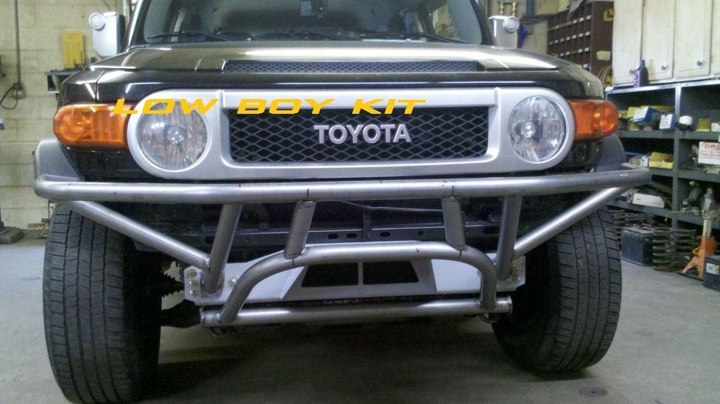 2012 FJ Front Bumper Lowboykit