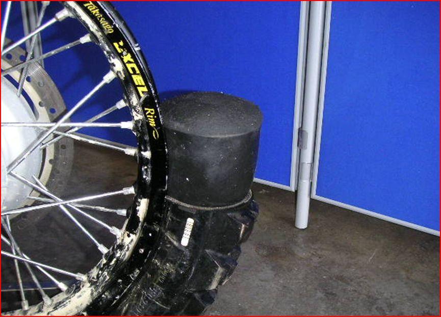 ERW - o pneu sem ar! Bib