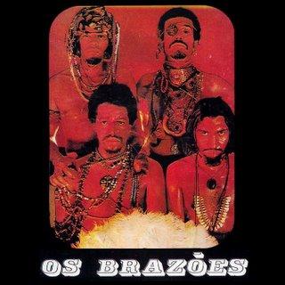 Tropicalia 60's (Caetano Veloso, Os Mutantes, Gilberto Gil, Gal Costa etc) Os-Brazoes