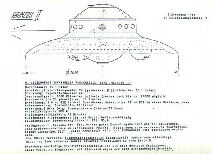 """Язон Масон - Модель """"Haunebu"""" фирмы """"Revell"""" стала бестселлером благодаря негативному освещению со стороны СМИ! Существовали ли эти немецкие летательные дисковые аппараты на самом деле? Ha21"""