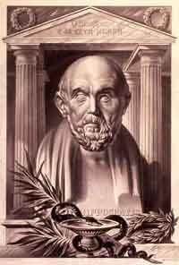 Les disciples d'Hypocrate
