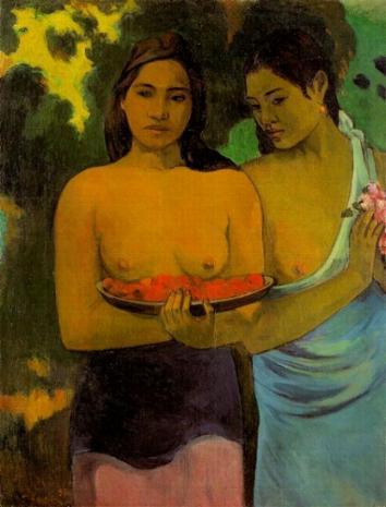Vartan aux enchères Gauguin43