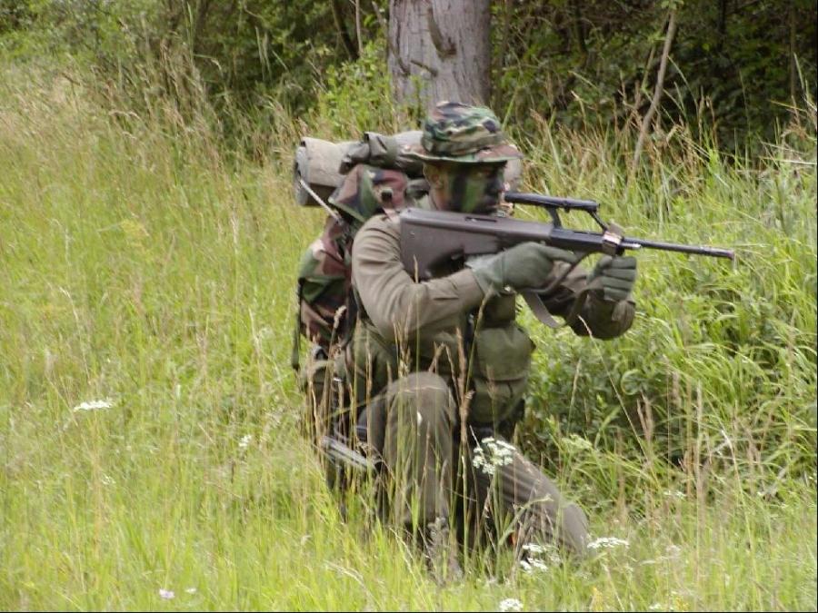 autriche Austrian_Jagdkommando_Special_Forces_soldier