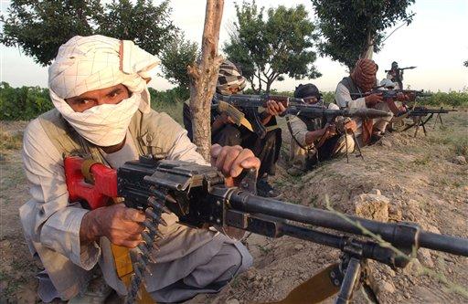 photos de talibans Apghantaliban