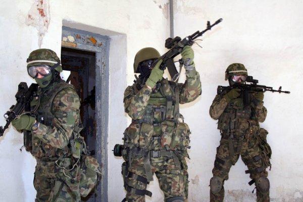 pologne 1st-Special-Commando-Regiment