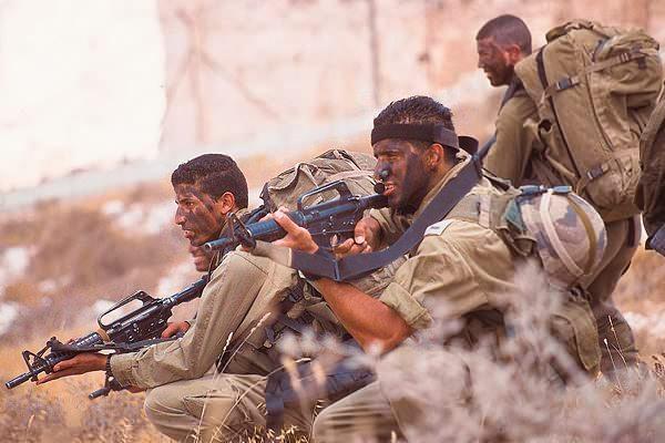 ماذا تعرف عن وحدات النخبه في الجيش الاسرائيلي؟  2_3b